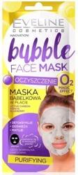 Eveline Bubble Bąbelkująca maska w płacie Oczyszczenie 1szt.