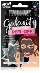 Eveline Cosmetics GALAXITY Glitter maseczka Oczyszczająco-regenerująca 10ml