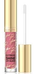 Eveline Cosmetics Glow&Go Lip Gloss Błyszczyk do ust 04 TRENDY CORAL
