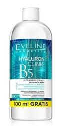 Eveline Cosmetics Hyaluron Clinic B5 Ultranawilżający płyn micelarny 3w1 500ml