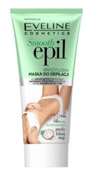 Eveline Cosmetics Smooth Epil Maska do depilacji chemicznej z olejem kokosowym 175ml