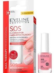 Eveline SOS Odżywka do łamliwych i kruchych paznokci 12ml