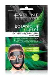 Eveline botanicEXPERT Oczyszczająco-matująca maseczka do twarzy 2x5ml
