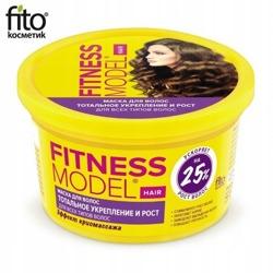 FITO FitnessModel Hair maska Wzmacniająca 250ml