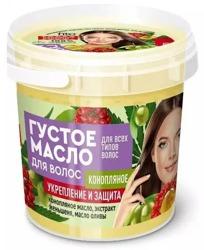 FITOKOSMETIK gęsty olejek do włosów wzmacniający na bazie oleju konopnego 155ml