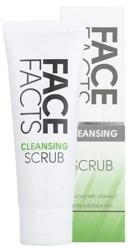 Face Facts Scrub Cleansing Peeling Do Twarzy z Witaminą E 75ml