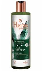 Farmona Herbs OLEJEK KONOPNY Do mycia ciała 400 ml