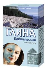 Fitokosmetik Bajkalska Glinka Błękitna Odmładzająca, 2 x 50 g