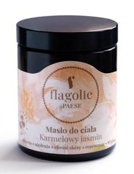 Flagolie by PAESE masło do ciała Karmelowy Jaśmin 140g