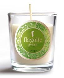 Flagolie by PAESE świeca sojowa Sencha 70g