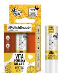 Floslek Vege Lip Care VITA Ochronna pomadka do ust z witaminami 4,1g