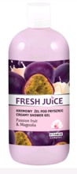 Fresh Juice Żel Pod Prysznic Passion Fruit&Magnolia 500ml