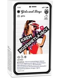 GIRLSandBOYS Krem rozświetlający Girls 75ml