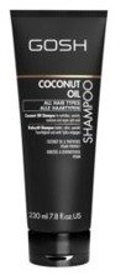 GOSH Coconut Oil Shampoo Kokosowy szampon regenerujący 230ml