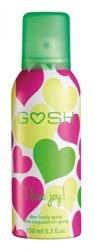 GOSH I LOVE JOY Dezodorant spray dla kobiet 150ml