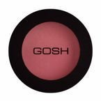 GOSH Natural Blush - Róż na policzki, 39 Electric Pink