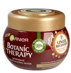 Garnier Botanic Therapy Honey Ginger Rewitalizująca maska do włosów 300ml