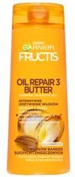 Garnier Fructis Oil Repair 3 Butter Szampon wzmacniający 400ml