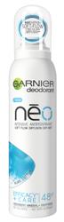 Garnier Neo Dry-Mist Pure Cotton Antyperspirant dla kobiet 150ml