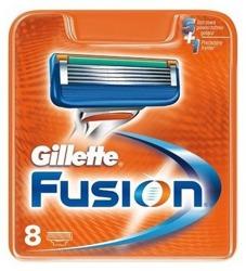 Gillette Fusion Wkłady do maszynek 8 sztuk