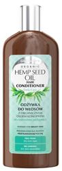 GlySkinCare Odżywka do włosów z organicznym olejem konopnym 250ml