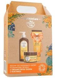 GlySkinCare Seaberry Oil Zestaw do pielęgnacji skóry pozbawionej blasku