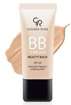 Golden Rose BB Cream SPF25 Lekki krem BB 03 Natural