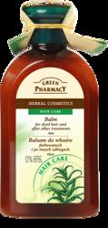 Green Pharmacy Balsam do włosów farbowanych i po innych zabiegach Aloes 300ml