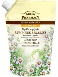 Green Pharmacy Mydło w płynie naturalne Rumianek lekarski Zapas 465ml