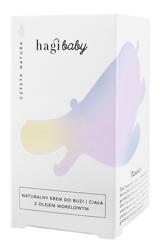 HAGI Baby Naturalny krem do buzi i ciała z olejem morelowym 50ml