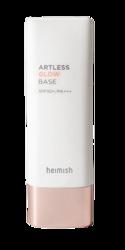 HEIMISH Artless Glow Base Baza pod makijaż z filtrem przeciwsłonecznym SPF50+ 40ml