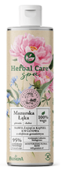 Herbal Care SPA nawilżająca kąpiel kwiatowa MAZURSKA ŁĄKA z olejkiem geraniowym 400 ml