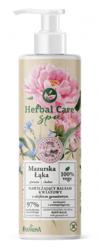 Herbal Care SPA nawilżający balsam kwiatowy MAZURSKA ŁĄKA  z olejkiem geraniowym 400ml