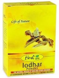 Hesh Lodhar Naturalny peeling dla cery trądzikowej 50g