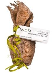 INDIA COSMETICS Naturalna maseczka regenerująca 100ml