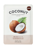 ITS Skin The Fresh Mask Sheet Coconut Odżywcza maska do twarzy w płachcie 20g