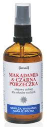 Iossi Olejowy zabieg do włosów Makadamia&Czarna porzeczka 100ml
