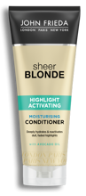 John Frieda Sheer Blonde Highlight Activating Conditioner Odżywka do włosów blond 250ml
