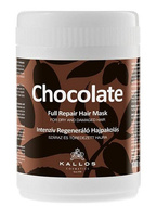 Kallos Chocolate Full Repair Hair Mask Czekoladowa maska naprawcza do włosów, 1000 ml