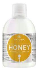 Kallos HONEY Szampon regenerujący z ekstraktem z miodu 1000ml