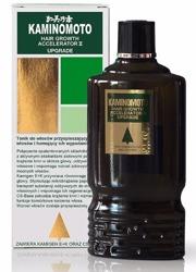 Kaminomoto Hair Growth Accelerator II - Tonik przyśpieszający wzrost włosów i hamujący ich wypadanie 180ml