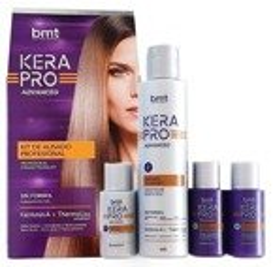 Kativa KeraPro Advanced Kit Zestaw do keratynowego prostowania włosów