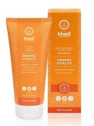 Khadi Orange Vitality Rewitalizujący szampon do włosów KHA-150 200ml