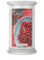 Kringle Candle duży słoik Cranmary 624g