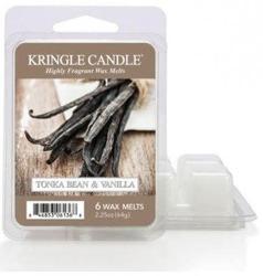 Kringle Country Candle 6 Wax Melts Wosk zapachowy - Tonka Bean&Vanilla