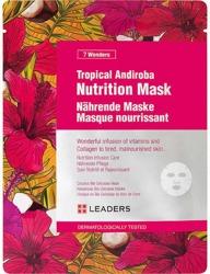 LEADERS 7Wonders Tropical Andiroba Nutrition Mask Łagodząca maska w płachcie 26ml