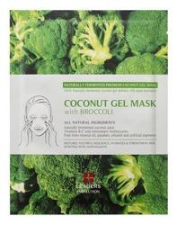 LEADERS Coconut Bio Mask with Broccoli Łagodząca maska w płachcie 30ml