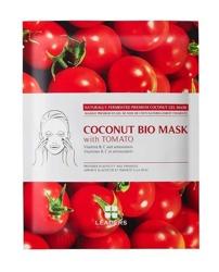 LEADERS Coconut Bio Mask with Tomato Ujędrniająca maska w płachcie 30ml
