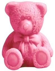LaQ Mydło glicerynowe Mały miś-różowy