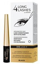 Long4Lashes Odżywka do rzęs+eyeliner Black